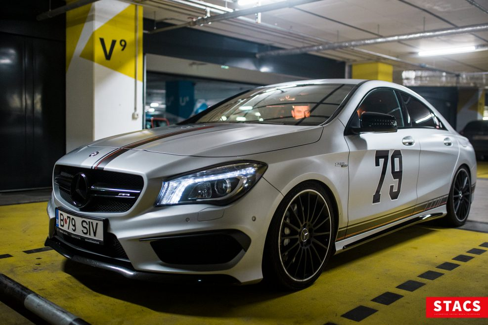 Mercedes CL AMG - Stefan Ivan - Podcast STACS TV