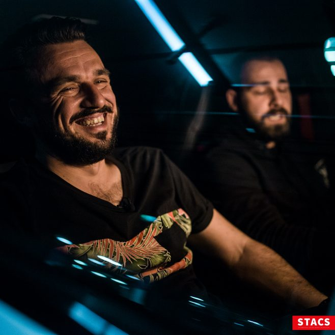 Daniel Mihai - Prezentator STACS TV