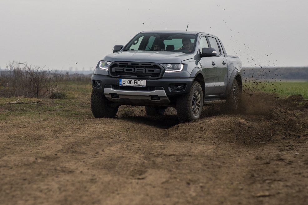 STACS Ford Ranger Raptor